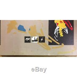 Throbbing Gristle Five Albums 1981 Boxed set Vinyl LPs Signed