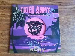 Tiger Army signed Vinyl Record Limited Edition Tiki Mug Nick 13 Autograph