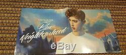 Troye Sivan Blue Neighbourhood AUTOGRAPHED vinyl, 2 discs, includes poster