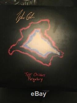 Tyler Childers Signed Purgatory Vinyl
