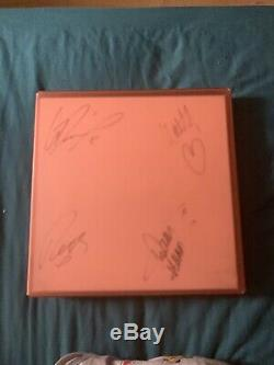VERY RARE THE 1975 Signed Vinyl BOX SET Super deluxe album