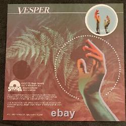 Vesper Years Vinyl LP (Wax Mage Copy) Signed 22/26