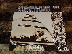Warren G Rare Hand Signed Limited Vinyl LP Record Regulate G-Funk Rap Hip Hop