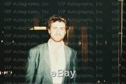 Wham George Michael And Andrew Ridgely Complete Signed Freedom 7 Vinyl Record