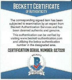 Yungblud Autographed 21st Century Liability Pink Vinyl LP Beckett COA